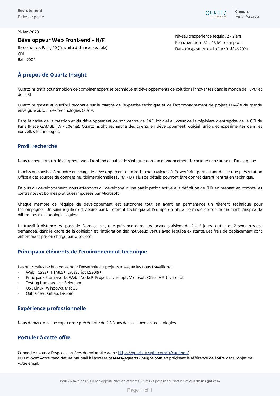 2004 Développeur Web Front-end - H_F